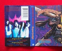 Cassette - <b>Monster Magnet</b>, <b>Superjudge</b> - A&M Records 540079 ...