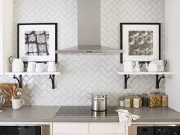 decorative tile kitchen backsplash design  rx hgmag sarah richardson kitchens  a xjpgrendhgtvcom