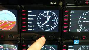Saitek Pro <b>Flight Instrument</b> Panel - YouTube