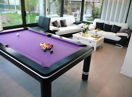 kitchen room pull table:  it is a elegant dining table that hides a fully playable pool table beneath that method you possibly can set it up within the kitchen for family meals