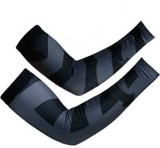 Sun Protection Arm Ice Cooling Sleeve <b>One Pair</b> Basketball Golf ...