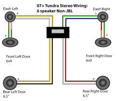 2014 toyota tundra stereo wiring diagram wirdig