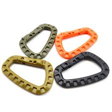 Tac Link <b>Carabiner Climb Clasp Clip</b> Hook Backpack Molle System ...
