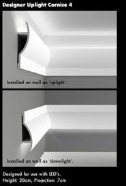 designer uplight cornice 4 use with led strips this one is very expensive approx c991 lighting coving