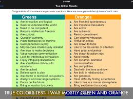 best ideas about color personality test favorite true colors personality test