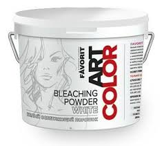 <b>Белый обесцвечивающий порошок</b> 500гр FAVORIT <b>WHITE</b> купить ...