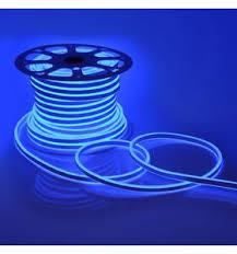 <b>LED Neon</b>-<b>Light</b> 24V, двусторонний, синий 120 <b>led</b>, 1м, синий 23 ...