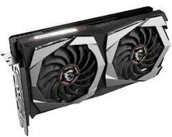 <b>Видеокарта MSI GeForce GTX</b> 1650 SUPER GAMING X