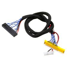 <b>V470h1 v370H1-L01 L02</b> L03 Large Screen Cable LCD LVDS ...