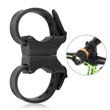 Flashlight Mount Holder <b>Bike Light</b> Mount <b>Universal</b> Flashlight ...