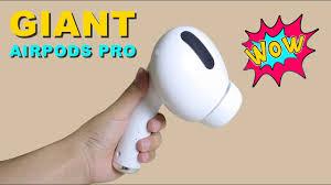 Upgrade Giant AirPods Pro <b>Bluetooth Loudspeaker MK</b>-<b>201</b> ...