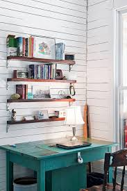 shabby chic painted turquoise desk office decor office furniture rustic office home chic wood office desk