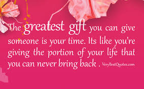 The greatest gift you can give someone - Inspirational Quotes ...
