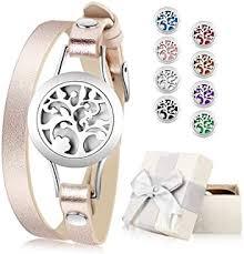 Leather - Bracelets / Women: Jewellery - Amazon.co.uk