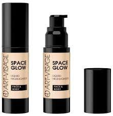 ART-VISAGE <b>Жидкий хайлайтер</b> Space Glow для <b>лица</b> и тела ...
