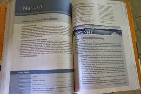 niv life journey bible book review in the fishbowl overall i like the layout and the articles and essays found in the bible the index is very helpful and i like how the reading plan is set up