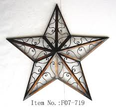 metal star wall decor:  images about star decorations on pinterest