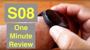 <b>SENBONO</b> S08 <b>IP68 Waterproof</b> Multi-Function Blood Pressure ...