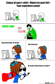 RMX] Green Lamp...so Close by giantcherry - Meme Center via Relatably.com