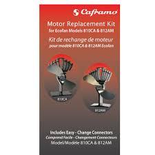 Ecofan Motor Replacement Kit (MRKCA01) - Caframo Lifestyle ...