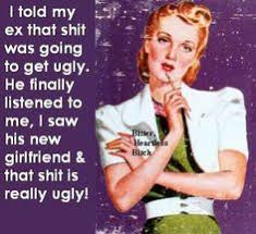 New Girlfriend on Pinterest | Downgrade Quotes, Ex Boyfriend and ... via Relatably.com