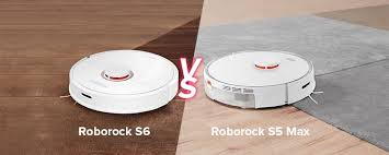 Roborock S5 Max vs. Roborock S6 - What Makes the Differences of ...