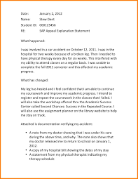 how to write an appeal letter to college   Appeal Letters Sample   how to