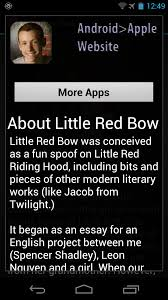 little red bow app ranking and store data app annie in this little red riding hood tale you will all the suspense drama action and irony you could ever want