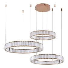 Подвесной светодиодный <b>светильник Newport 15853/S</b> gold ...