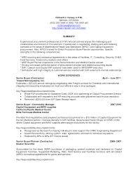 sr buyer resume sr buyer resume