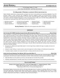 resume sample resume examples for military  seangarrette coresume