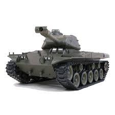 <b>Радиоуправляемый танк Heng Long</b> US M41A3 Bulldog - 3839-1 ...
