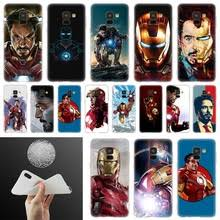 <b>Чехол для телефона</b> «Железный человек» <b>Tony</b> Stark Marvel для ...