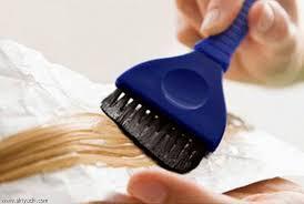 نتيجة بحث الصور عن صبغات الشعر كيميائيا