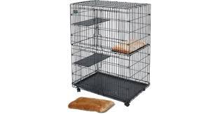 🥇 <b>MidWest клетка</b> для кошек <b>Cat Playpens</b> 91х60х128h см ...