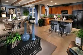 Open Kitchen And Dining Room Designs Decorating Ideas For Open Concept Living Room And Dining Amazing