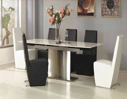 black and white dining table set: modern dining table sets uk sneakergreet com set designs dining room rugs dining room