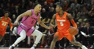 Syracuse men