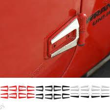 Черные/красные/хромированные <b>накладки на внешние дверные</b>...