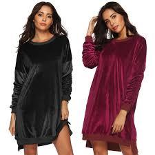 <b>PGSD</b> New <b>Autumn winter Simple</b> fashion pure color Women ...