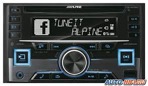 <b>Автомагнитола Alpine CDE-W296BT</b>