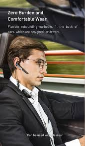 <b>Baseus A10</b> Bluetooth Headset APTX Wireless Bluetooth Earphone ...