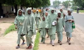 Image result for chibok schoolgirls