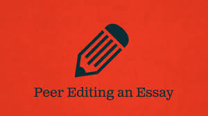 peer editing essays  peer editing essays