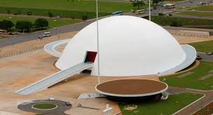 Resultado de imagem para museu da republica brasilia
