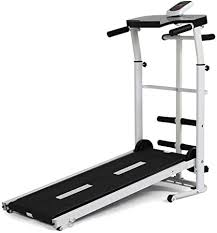 ZNN Treadmill-Portable Multi-Function Collapsible Manual ...