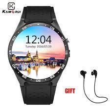 <b>Kaimorui KW88 Smart Watch</b> Android 5.1 OS 1.39' Amoled Screen ...
