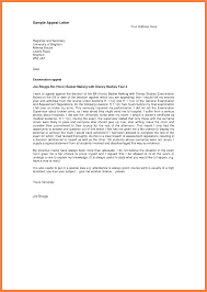 appeal letter examples invoice example  related for 9 appeal letter examples