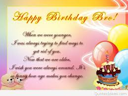 Happy birthday brothers in law quotes, cards, sayings via Relatably.com