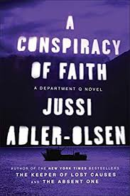 <b>Redemption</b> (Department Q, book 3) by <b>Jussi Adler</b>-<b>Olsen</b>